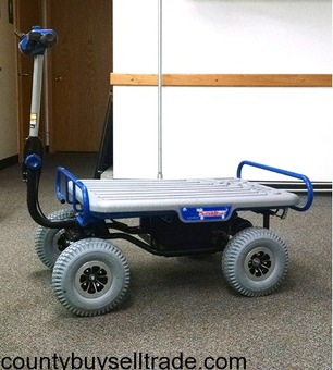 EJ20 Electric Utility Cart