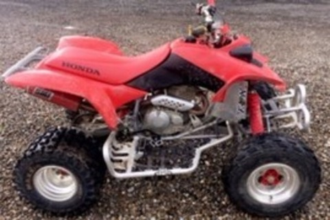 2004 Honda TRX400EX.Sportrax400EX