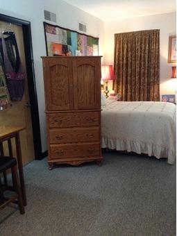Wardrobe and Dresser